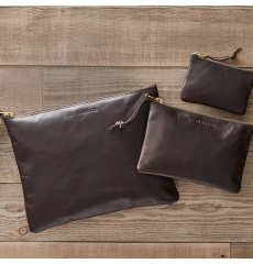 Filson Leather Pouch-Medium 11063220-Brown