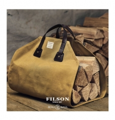 Filson Log Carrier 11070280 Tan