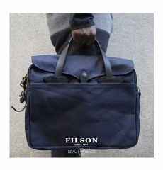 Filson Original Briefcase 11070256 Navy