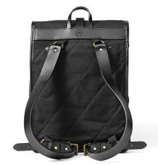 Filson Tin Cloth Backpack 11070017 Black