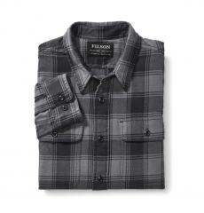 Filson Scout Shirt 20049628-Gray/Black