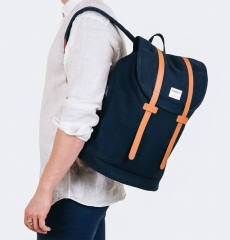 Sandqvist backpack Stig Blue