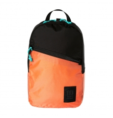 Topo Designs Light Pack Black/Coral