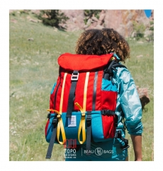 Topo Mountain Pack 23L Red