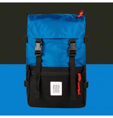 Topo Designs Rover Pack Classic Blue/Black
