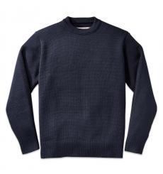 Filson Crew-Neck Guide Sweater 11010691 Navy