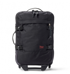 Filson Ballistic Nylon Dryden 2-Wheel Rolling Carry-On Bag 20047728-Dark Navy