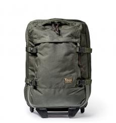 Filson Ballistic Nylon Dryden 2-Wheel Rolling Carry-On Bag 20047728-Otter Green
