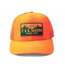 Filson Logger Mesh Cap 1130237-Black