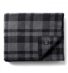 Filson MacKinaw Blanket 11080110 Gray/Black