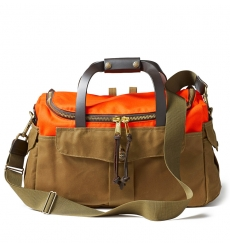 Filson Heritage Sportsman Bag 11070073 Tan/Dark Tan