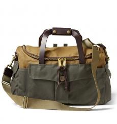 Filson Heritage Sportsman Bag 11070073 Tan/Otter Green