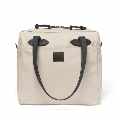 Filson Tote Bag With Zipper Cinder