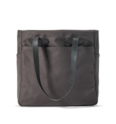Filson Rugged Twill Tote Bag 20112029-Cinder