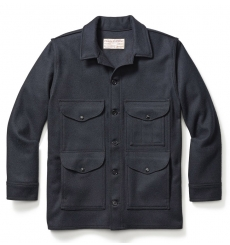 Filson Mackinaw Cruiser Dark Navy