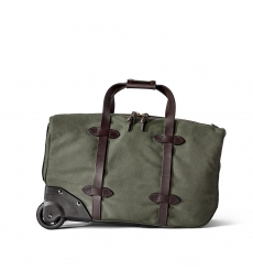 Filson Small Rolling Duffle Otter Green