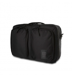Topo Designs Global Briefcase 3-day Ballistic Black