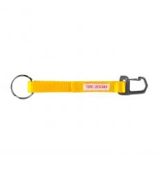 Topo Designs Key Clip Yellow