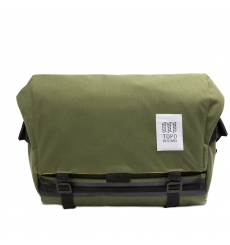 Topo Designs Messenger Bag Olive