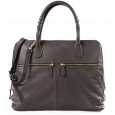 Damen Laptoptasche Juliet 13 Zoll Chocolate