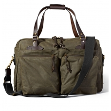 Filson 48-Hour Tin Cloth Duffle Bag 11070328-Otter Green