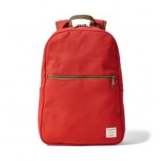 Filson Rugged Twill Bandera Backpack 20092142-Mackinaw Red