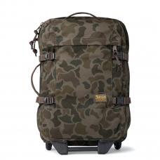 Filson Dryden 2-Wheel Rolling Carry-On Bag-Dark Shrub Camo