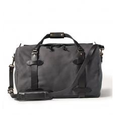 Filson Rugged Twill Duffle Bag Medium 11070325-Cinder