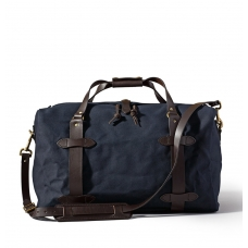 Filson Rugged Twill Duffle Bag Medium 11070325-Navy