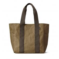 Filson Grab 'N' Go Tote Bag Medium 11070390-Dark Tan/Brown