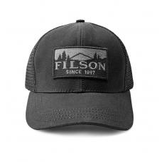 Filson Logger Mesh Cap 11030237-Black