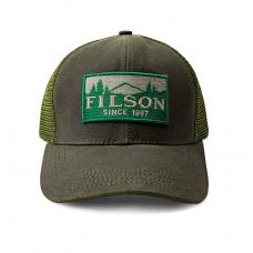 Filson Logger Mesh Cap 11030237-Otter Green