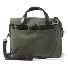 Filson Rugged Twill Original Briefcase 11070256-Otter Green