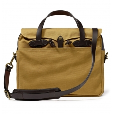 Filson Rugged Twill Original Briefcase 11070256-Tan