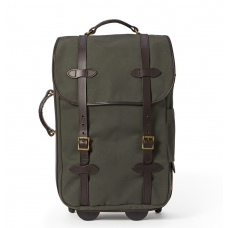 Filson Rugged Twill Rolling Carry-On Bag 11070323-Otter Green