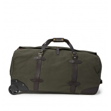 Filson Rugged Twill Rolling Duffle Bag Large 11070375-Otter Green