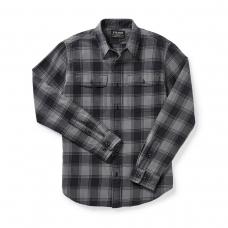 Filson Scout Shirt Gray/Black