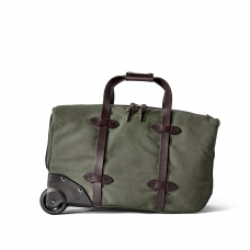 Filson Rugged Twill Rolling Duffle Bag Small 20002694-Otter Green