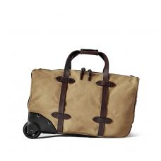 Filson Rugged Twill Rolling Duffle Bag Small 20002694-Tan