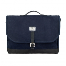 Sandqvist Finn messenger bag Blue