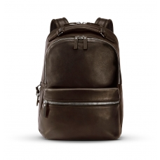 Shinola The Runwell Backpack Deep Brown