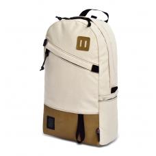 Topo Designs Daypack Natural/Khaki Leather