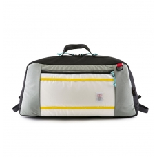 Topo Designs Mountain Duffel Silver (60L)