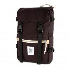Topo Designs Rover Pack Canvas Black