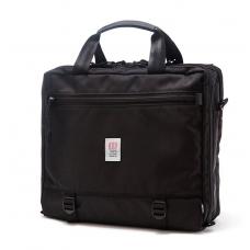 Topo Designs 3 Day Briefcase Ballistic Black