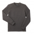 Filson Waffle Knit Thermal Crew Charcoal