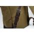 Sandqvist Backpack Rolf Waxed Olive