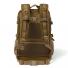 Filson Alcan Tin Cloth Tool Backpack 20167379-Dark Tan back