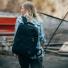 Filson Bandera Backpack Mackinaw Black lifestyle