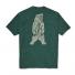 Filson Buckshot T-Shirt Forest Green Heather back